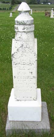 KEEHNER, FREDDIE - Shelby County, Iowa | FREDDIE KEEHNER