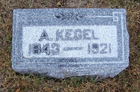 KEGEL, A. - Shelby County, Iowa | A. KEGEL