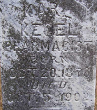 KEGEL, KARL - Shelby County, Iowa   KARL KEGEL