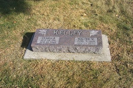 KELLEY, CLARA B. - Shelby County, Iowa | CLARA B. KELLEY