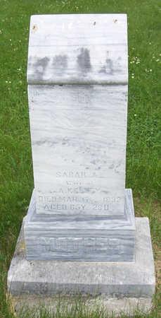 KELLEY, SARAH A. - Shelby County, Iowa | SARAH A. KELLEY