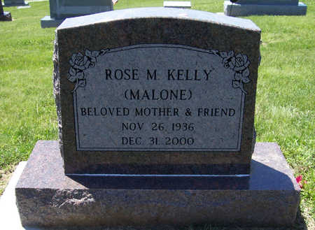 KELLY, ROSE M. - Shelby County, Iowa | ROSE M. KELLY