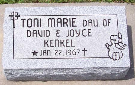 KENKEL, TONI MARIE - Shelby County, Iowa | TONI MARIE KENKEL