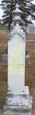 KERN, ANNA E. - Shelby County, Iowa | ANNA E. KERN