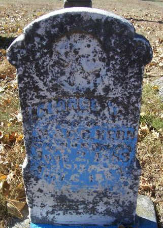 KERN, GEORGE W. - Shelby County, Iowa | GEORGE W. KERN