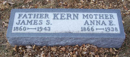 KERN, ANNA E. (MOTHER) - Shelby County, Iowa | ANNA E. (MOTHER) KERN