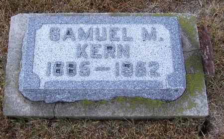 KERN, SAMUEL M. - Shelby County, Iowa | SAMUEL M. KERN