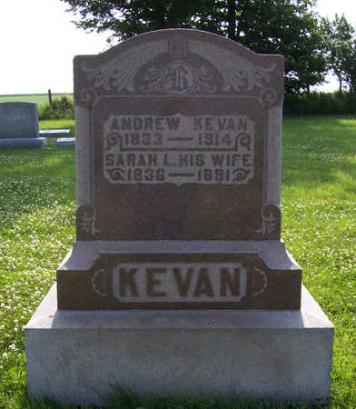 KEVAN, ANDREW - Shelby County, Iowa | ANDREW KEVAN