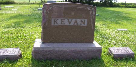 KEVAN, WILLIAM S. & ELLEN V. (LOT) - Shelby County, Iowa | WILLIAM S. & ELLEN V. (LOT) KEVAN