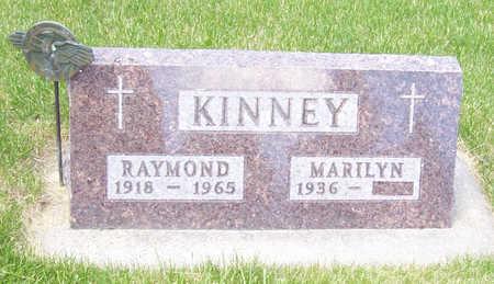 KINNEY, RAYMOND - Shelby County, Iowa | RAYMOND KINNEY