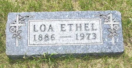 KIRSCHBAUM, LOA ETHEL - Shelby County, Iowa | LOA ETHEL KIRSCHBAUM