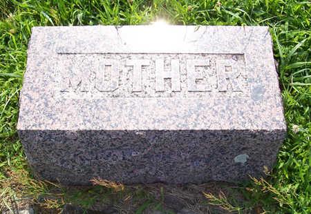 KITE, CAROLINE (MOTHER) - Shelby County, Iowa   CAROLINE (MOTHER) KITE
