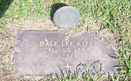 KITE, DALE LEE (MILITARY) - Shelby County, Iowa   DALE LEE (MILITARY) KITE