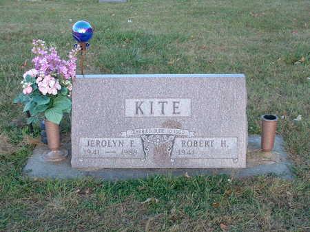 KITE, ROBERT H - Shelby County, Iowa | ROBERT H KITE