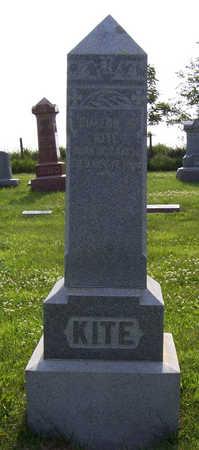KITE, SIMEON F. - Shelby County, Iowa | SIMEON F. KITE