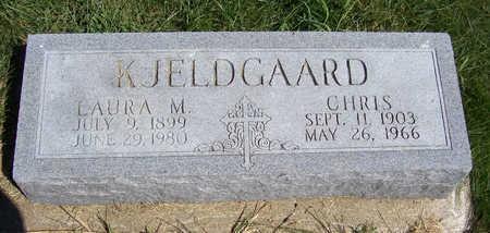 KJELDGAARD, LAURA M. - Shelby County, Iowa | LAURA M. KJELDGAARD