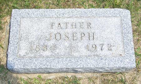 KLEIN, JOSEPH (FATHER) - Shelby County, Iowa   JOSEPH (FATHER) KLEIN