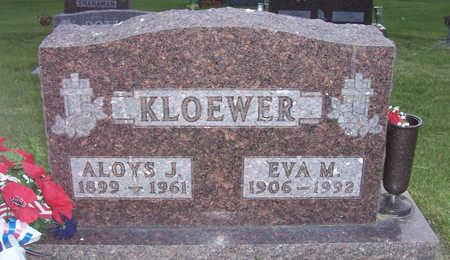 KLOEWER, ALOYS J. - Shelby County, Iowa | ALOYS J. KLOEWER