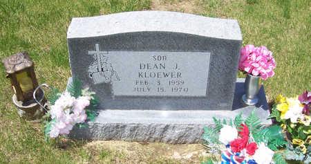 KLOEWER, DEAN J. - Shelby County, Iowa | DEAN J. KLOEWER