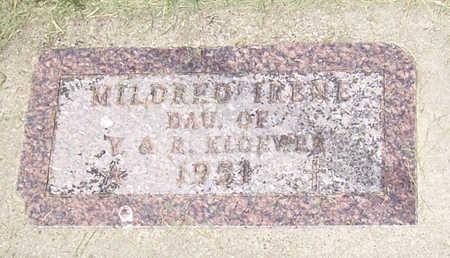 KLOEWER, MILDRED IRENE - Shelby County, Iowa | MILDRED IRENE KLOEWER