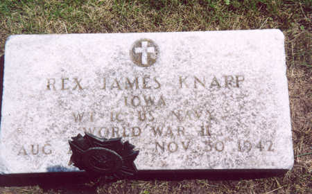 KNAPP, REX JAMES - Shelby County, Iowa | REX JAMES KNAPP