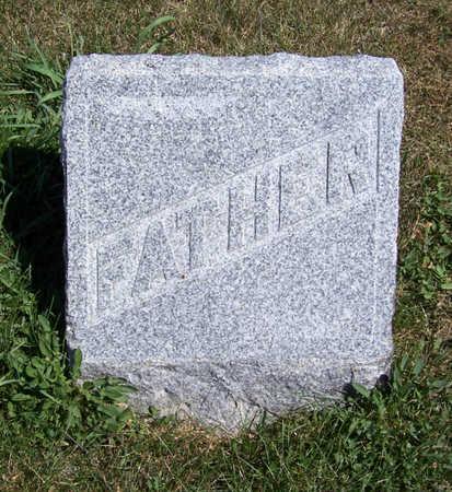 KNAUSS, SAMUEL H. (FATHER) - Shelby County, Iowa | SAMUEL H. (FATHER) KNAUSS