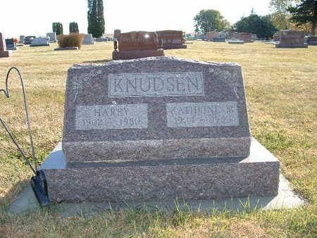 KNUDSEN, KATHERINE - Shelby County, Iowa | KATHERINE KNUDSEN
