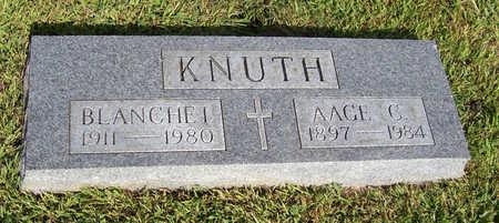KNUTH, AAGE C. - Shelby County, Iowa | AAGE C. KNUTH