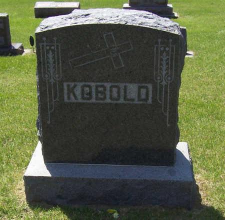 KOBOLD, MICHAEL & LUCY (LOT) - Shelby County, Iowa | MICHAEL & LUCY (LOT) KOBOLD