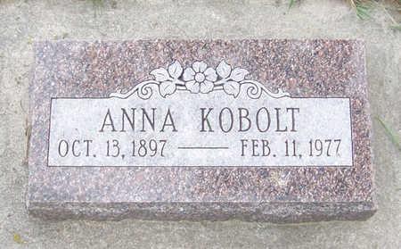 KOBOLT, ANNA JOSEPHINE - Shelby County, Iowa | ANNA JOSEPHINE KOBOLT