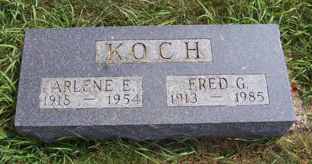 KOCH, FRED G. - Shelby County, Iowa | FRED G. KOCH