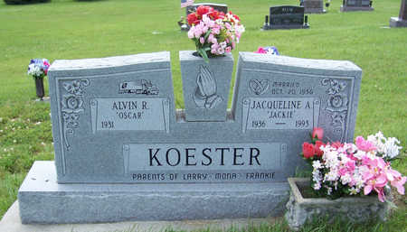 HASTERT KOESTER, JACQUELINE A.