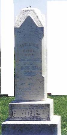 KOHL, WILLIAM - Shelby County, Iowa | WILLIAM KOHL