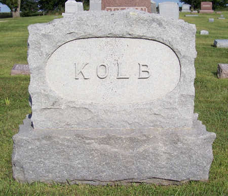 KOLB, (LOT) - Shelby County, Iowa | (LOT) KOLB