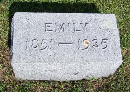 KOLB, EMILY - Shelby County, Iowa | EMILY KOLB
