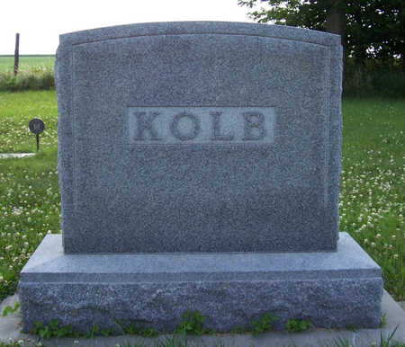 KOLB, WILLIAM A. & ADDIE M. (LOT) - Shelby County, Iowa | WILLIAM A. & ADDIE M. (LOT) KOLB