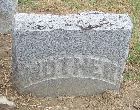 KUHL KOLL, MARGARETHA (MOTHER) - Shelby County, Iowa | MARGARETHA (MOTHER) KUHL KOLL