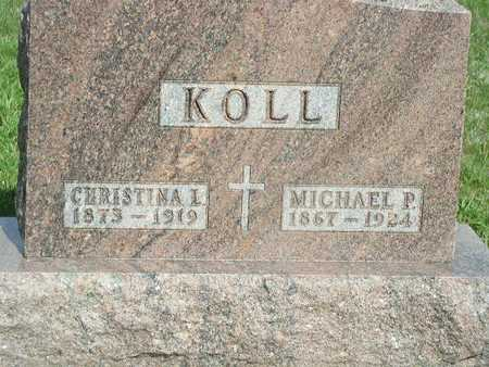 KOLL, CHRISTINA L - Shelby County, Iowa | CHRISTINA L KOLL