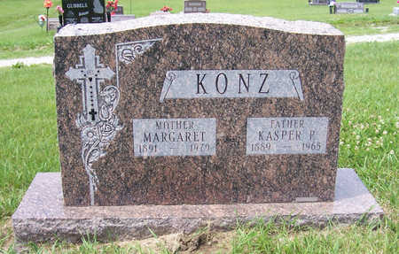 KONZ, MARGARET - Shelby County, Iowa | MARGARET KONZ