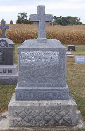 KOTSCHEWAR, JOHN - Shelby County, Iowa | JOHN KOTSCHEWAR