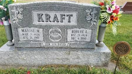 KRAFT, ROBERT L. - Shelby County, Iowa | ROBERT L. KRAFT