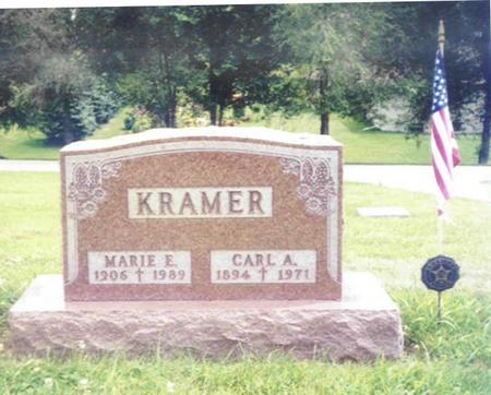 FELDMAN KRAMER, MARIE ELIZABETH - Shelby County, Iowa | MARIE ELIZABETH FELDMAN KRAMER