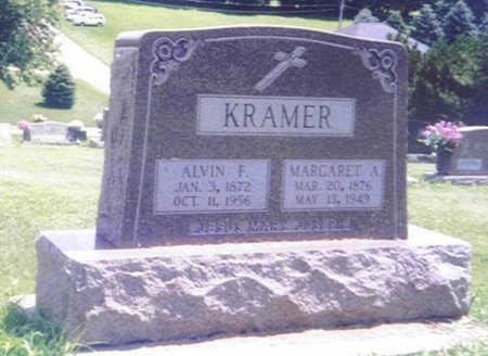 TREMEL KRAMER, MARGARET ANN - Shelby County, Iowa   MARGARET ANN TREMEL KRAMER