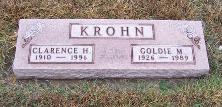 KROHN, GOLDIE M. - Shelby County, Iowa | GOLDIE M. KROHN