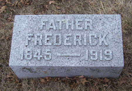 KRUCKENBERG, FREDERICK (FATHER) - Shelby County, Iowa | FREDERICK (FATHER) KRUCKENBERG