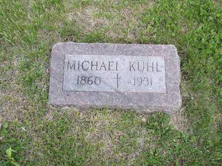 KUHL, MICHAEL - Shelby County, Iowa | MICHAEL KUHL