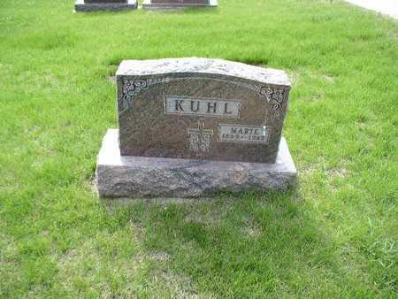 KUHL, MARIE - Shelby County, Iowa | MARIE KUHL
