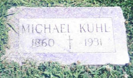 KUHL, MICHAEL - Shelby County, Iowa   MICHAEL KUHL
