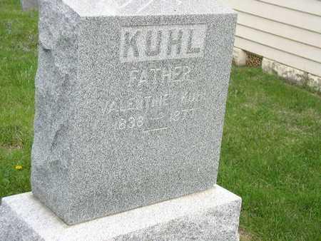 KUHL, VALENTINE - Shelby County, Iowa | VALENTINE KUHL