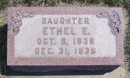KWAPISZESKI, ETHEL E. - Shelby County, Iowa   ETHEL E. KWAPISZESKI